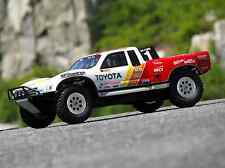 HPI MINI-TROPHY 4WD DT-1 TOYOTA IVAN STEWART TROPHY TRUCK BODY PAINTED