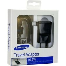 CARICA BATTERIA SAMSUNG TRAVEL ADAPTER 10.6W MICRO USB GALAXY S3 S4 S5 S6 NEO