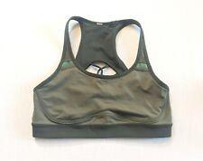 LULULEMON Sweaty Or Not II Activewear Sports Bra - Green - Sz 6