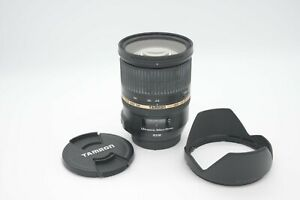 Tamron 24-70mm F2.8 Di VC USD SP Lens for Canon EXCELLENT Condition