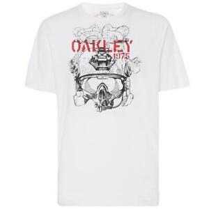NEW OAKLEY T SHIRTS MENS STAPLE TEE RETRO GRAHIC SHIRT MSRP $30-$40