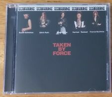 SCORPIONS – Taken By Force - 2002 (Hip-O Records – 440 017 900-2) CD