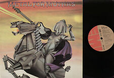 LP METAL FOR MUTHAS IRON MAIDEN SLEDGEHAMMER PRAYING MANTIS SAMSON ANGELWITCH