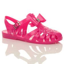 Scarpe da donna blocchetti rosa con tacco basso (1,3-3,8 cm)
