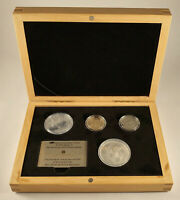 2009 2010 CANADA Royal Canadian Mint Employee Gift Set 2010 Vancouver Games