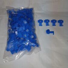 scotch block tap splices bag of 50 pieces bus wire connectors model railway