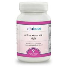 Vitabase Active Woman's Multi - 90 Tablets
