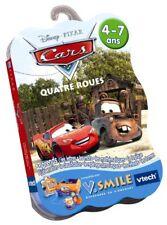 JEU VTECH CARS QUATRE ROUES  NEUF POUR CONSOLE V.SMILE