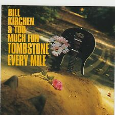 Tombstone every mile-Bill chiese & morte much fun-Demon Records Ltd.