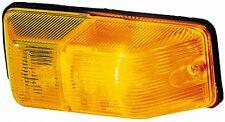 HELLA Blinkleuchte rechts 2BM 006 692-021 seitlicher Anbau mit Lampenträger