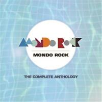 MONDO ROCK The Complete Anthology 2CD NEW Best Of Greatest hits Ross Wilson