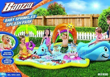 BANZAI Baby Sprinkles Splish Splash Sprinkling Water Park 18 Months +