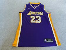 LOS ANGELES LAKERS JERSEY SIZE L #23 JAMES