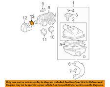 Scion TOYOTA OEM 05-10 tC Air Cleaner Intake-Resonator Clamp 9611110500
