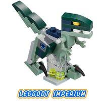 LEGO Minifigure - Velociraptor Blue - Jurassic World Dimensions set FREE POST