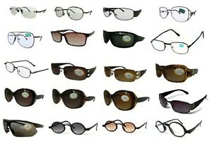 CLEARANCE SALE BIFOCAL AND READING GLASSES AND SUNGLASSES 2021 FROM £4.99