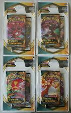 Pokémon 8 boosters E&B 4 x TENEBRES EMBRASEES + 4 en cadeau, Français, neufs