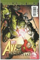 Avengers : The Initiative #4 : September 2007 : Marvel Comics