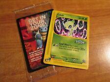 SEALED Celebi # 50 4 EVER Black Star Promo WOTC Rare  Pokemon Card
