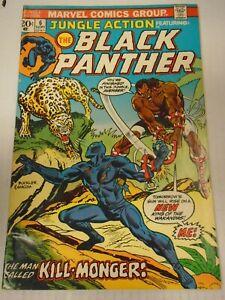 Marvel JUNGLE ACTION #6 (1973) 1st Appearance Kill-Monger & Preyy, Rich Buckler