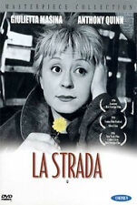 LA STRADA / THE ROAD (1954) Federico Fellini DVD *NEW
