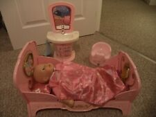 Baby Born doll, bed, sink and potty large girl's toys bundle