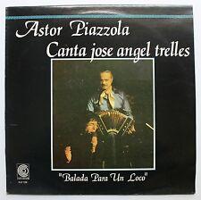 Astor Piazolla Coco Records Tango LP Jose Angel Trelles