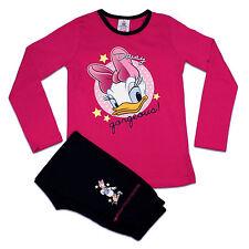 Disney Girls' 100% Cotton Pyjama Set Nightwear (2-16 Years)