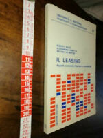 LIBRO:RUOZI MOTTURA,CARRETTA - il LEASING (UNIVERSITA' L.BOCCONI)