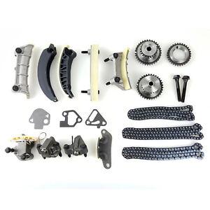 Timing Chain Kit +Gears Fit Holden Commodore VZ VE VF Alloytec LY7 3.6L V6 06-ON