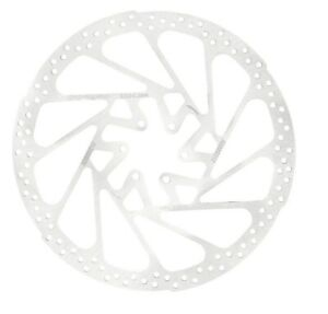 TRP R1 Disc Rotor - 203mm, 6-Bolt, 1.8mm Thick, Silver, Free Shipping
