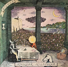 Wigwam - Nuclear Nightclub (LP) (VG+/VG+)