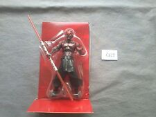STAR WARS DARTH MAUL AVEC SABRE - DARK - 30 TH EVOLUTIONS - ANNEE 2008 - REF 829