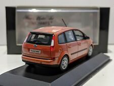 Ford Focus C-Max Orange 1/43 MINICHAMPS Rare