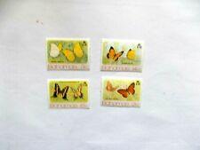 BAHAMAS: 1975  Butterflies  4 stamps LMM Sg439//42