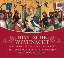BELL'ARTE SALZBURG - HIMLISCHE WEYHNACHTEN  CD NEW! VARIOUS