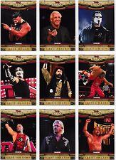 2010 Tristar TNA Icons 100 Card Set Hulk Hogan Ric Flair Sting Jeff Hardy Foley