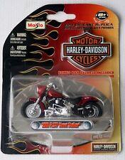 Harley Davidson Maisto 1:24 Die-Cast 2000 FLSTF Street Stalker Motorcycle Bike