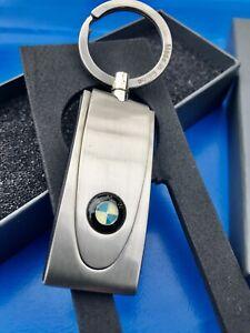 Keyring Original BMW Chrome 80560443282 M1 M2 M3 M4 M5 M6 M Mpower X1 X2 X6