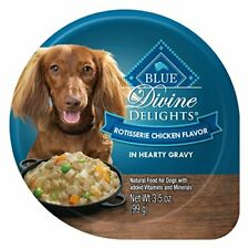Blue Buffalo Divine Delights Natural Adult Small Breed 3.5-Oz (Pack Of 12)
