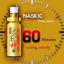 Spray Retardant_Ejaculation-japonnais-Homme  100% Véritable-Puissant et original