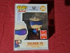 Funko Overwatch 346 Soldier 76 Grillmaster Limited Edition 2018 SDCC Exclusive