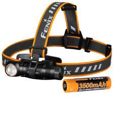 New Fenix HM61R USB Charge 1200 Lumens LED Headlight Headlamp ( with Battery )