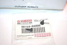 2 Yamaha nos glove box screws Rhino 90164-04800 450 660 700