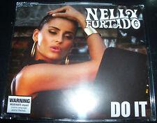Nelly Furtado Do It Rare Australian Enhanced CD Single - Like New