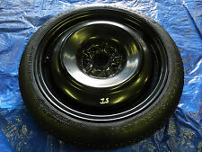 "2002-2012 LEXUS SC430 SPARE WHEEL WITH TIRE 17X4 COMPACT 125-70-17 17"" DONUT"