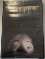 The Blair Witch Project Special Edition Dvd