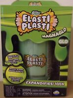 Orb Slimy Elasti Plasti ~ Magnaglo Green ~ Expands Up To 100x Size