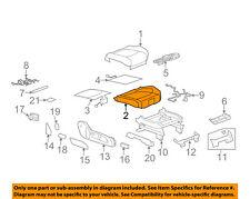 GM OEM Front Seat Bottom-Foam Cushion Pad Insert Right 25947577