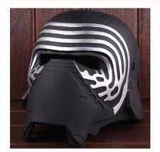 Kylo Ren Helmet Cosplay Star Wars Face Adult Darth Vader Yoda Halloween Props